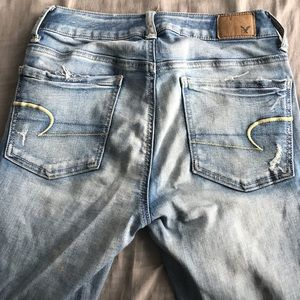 American Eagle jeans  light